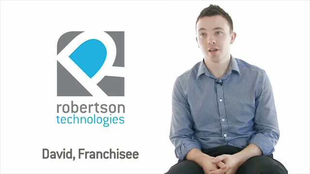 Robertson Technologies Video Testimonial